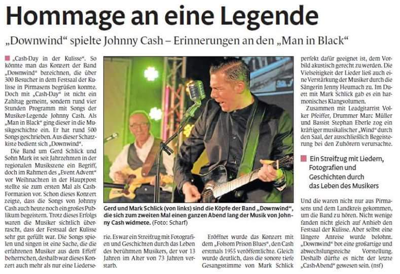 Presse Johnny Cash 2